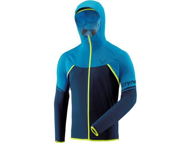 Dynafit Alpine Waterproof Veste 2,5 couches Homme, mykonos blue